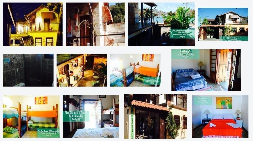 Brazil, Paraty, Hostel, Misti Chill