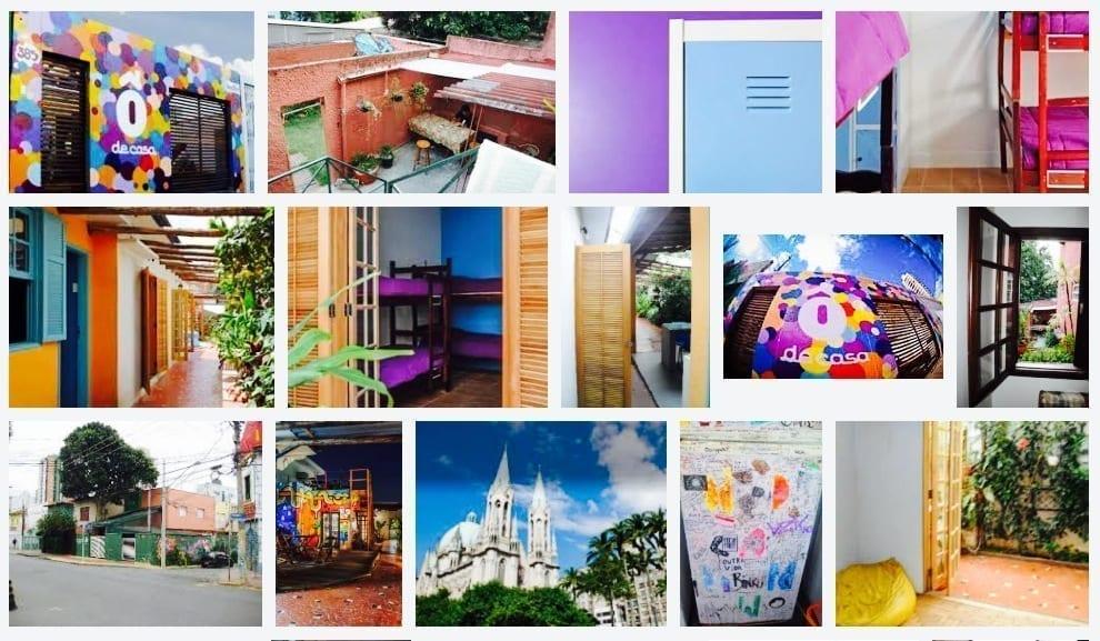 Brazil, Sao Paulo, Hostel, O de Casa