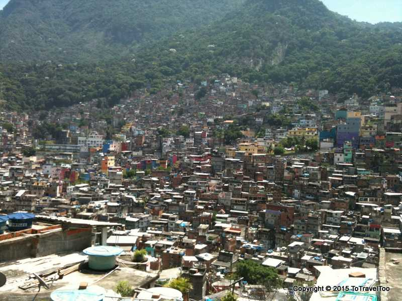 Brazil Rio de Janeiro Favela Tour