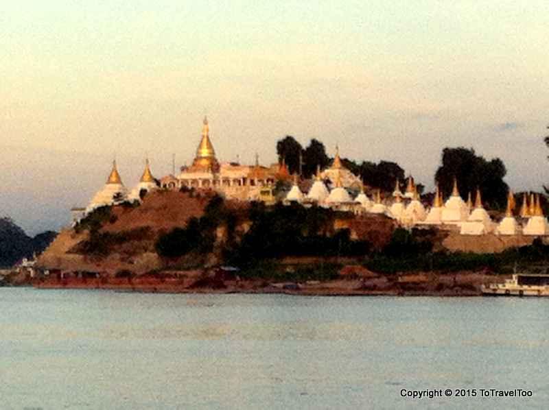 Myanmar, Mandalay River Boat