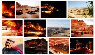 Jordan, Petra, Tent, Seven Wonders Bedouin Camp