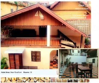 Laos, Vientiane, Hostel, Vientiane Star