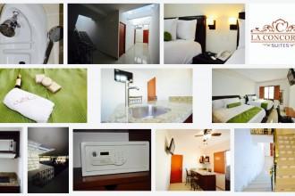 Mexico, Puebla, Apartment, Suites La Concordia