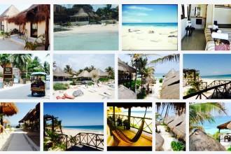 Mexico, Tulum, Hotel, Posada, Punta Piedra