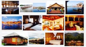 Myanmar, Inle Lake, Hotel, Paradise Resort Hotel