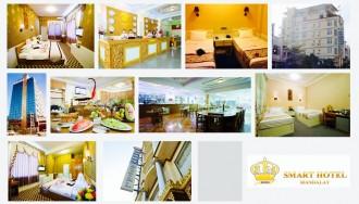 Myanmar, Mandalay, Hotel, Smart Hotel