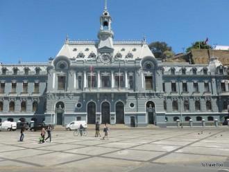 Chile Valparaiso & Vina Del Mar