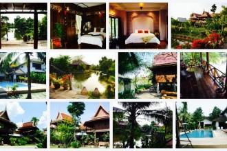 Thailand, Ayutthaya, Hotel, Baan Thai House