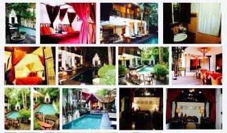 Thailand, Chiang Mai, Hotel, Tri Yaan Na Ros