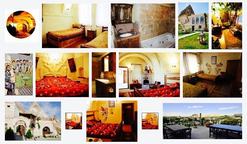 Turkey, Goreme, Hotel, Kismet Cave