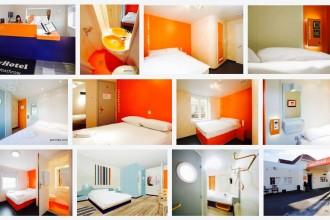 UK, London, Hotel, easyHotel Heathrow