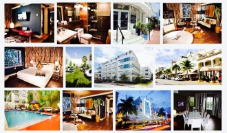 USA, Miami, Hotel, Riviera Suites South Beach Review