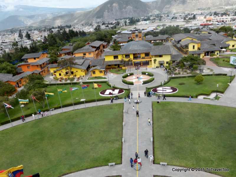 Centre of the Earth Quito Ecuador