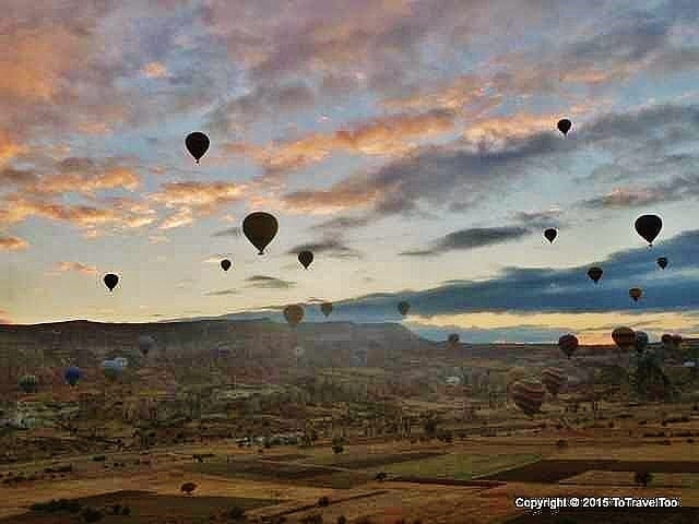 Hot Air Balloon Ride Turkey