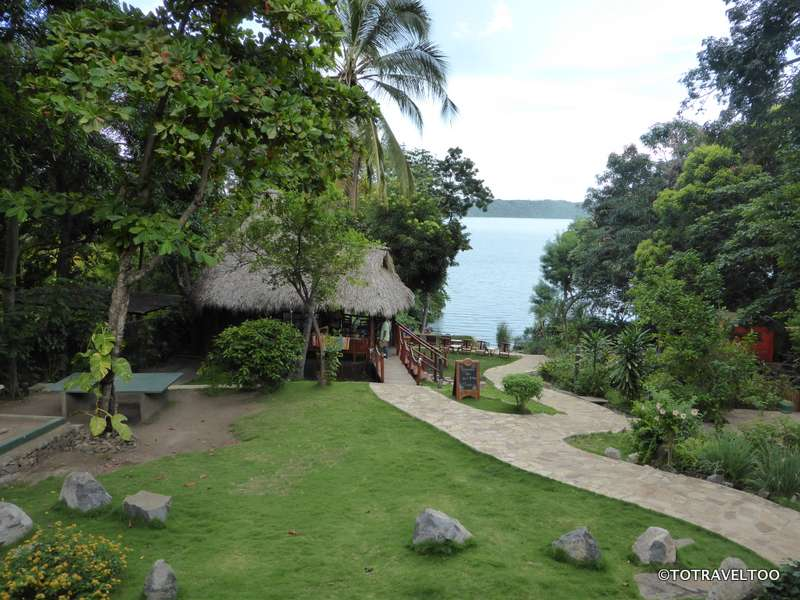 The Laguna Beach Club on Laguna de Apoyo