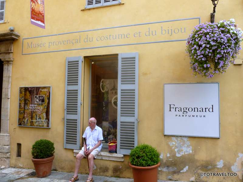 The Most Famous Perfume House in Grasse