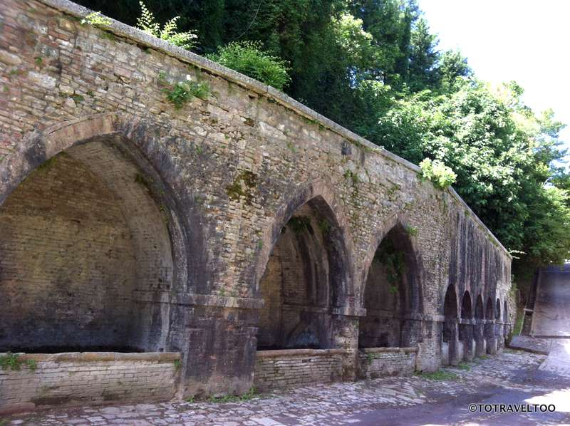 Aqueduct of San Gimignano