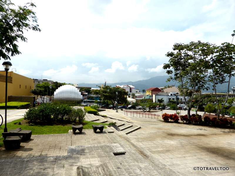 Plaza de la Democracia San Jose Costa Rica