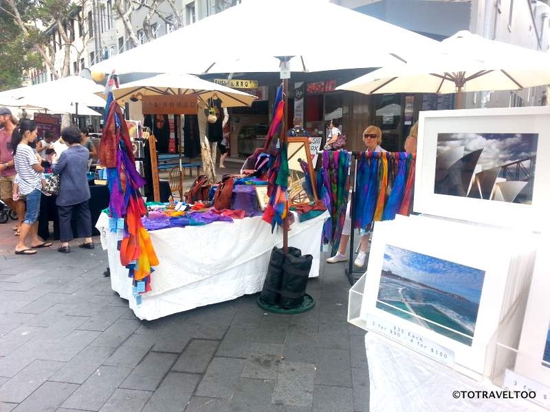 Manly Weekend Markets