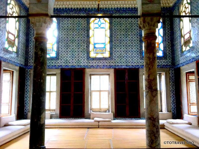 5 reasons to visit the Topkapi Palace