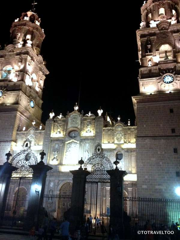 Morelia michoacan things to do