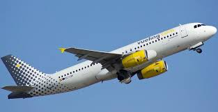 Vueling Airlines - in our budget travel exercise