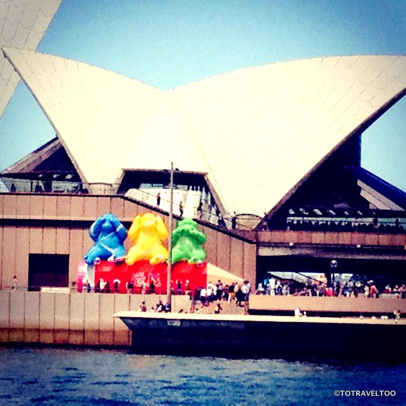 Year of the Monkey at the Opera House