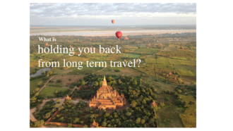 Traveling Long Term