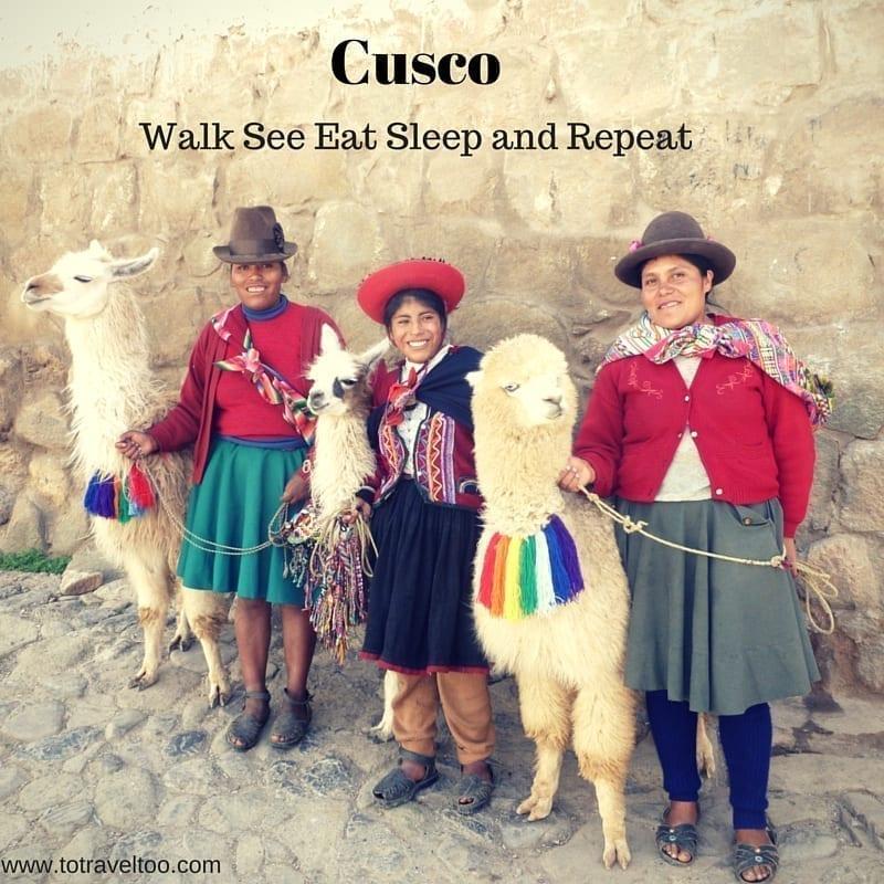 Amazing Cusco