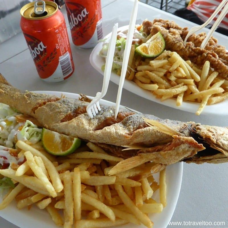 Fish Markets Panama