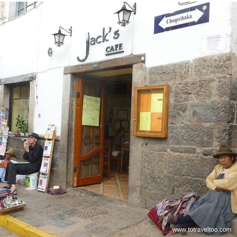 Jack's Cafe Cusco