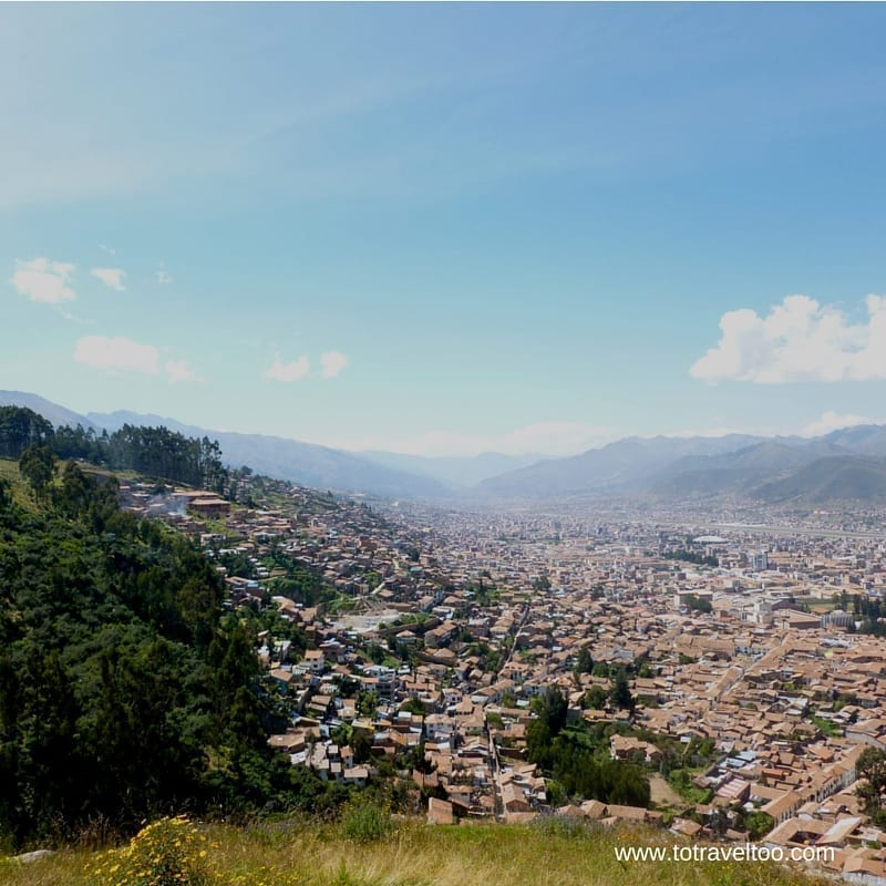 The Valley of Cusco