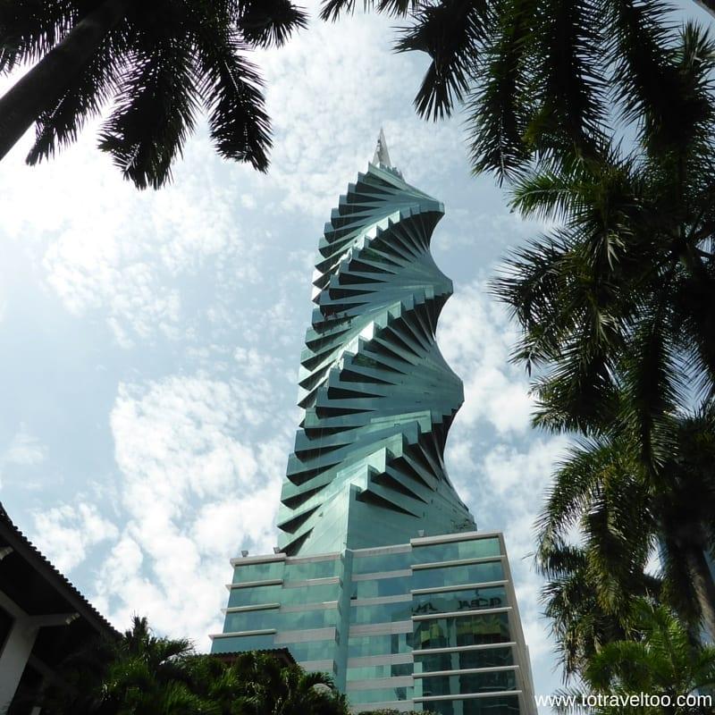 Cityscape Panama City