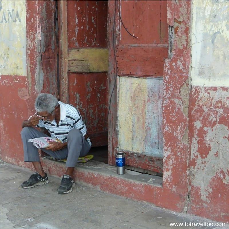 Daily life in Casco Viejo Panama