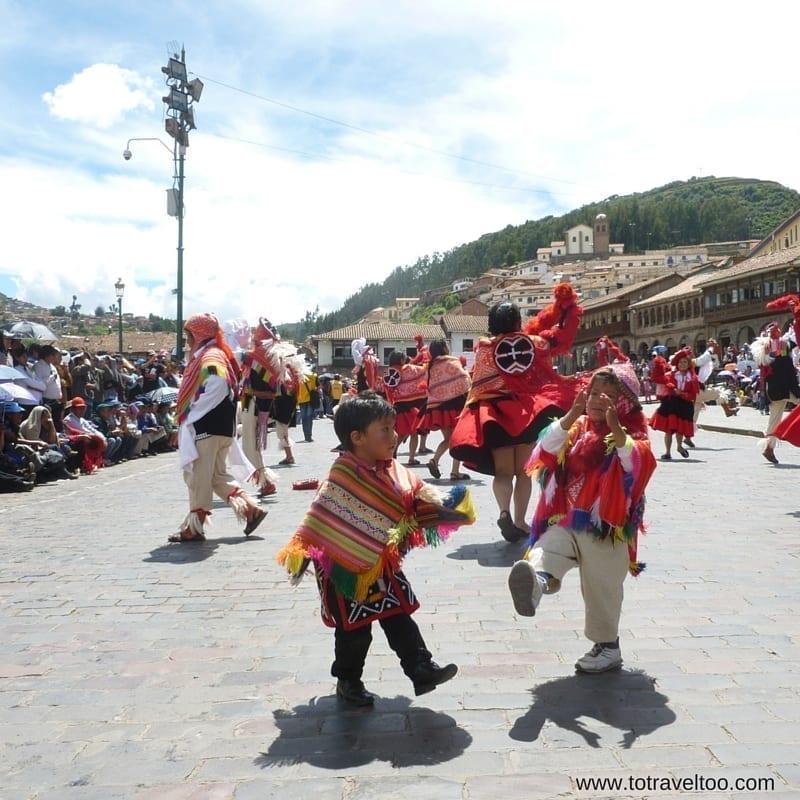 Inca Celebrations Cusco