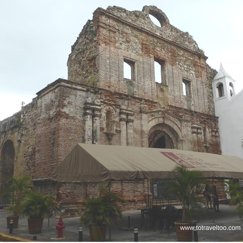 Casco Viejo in Panama