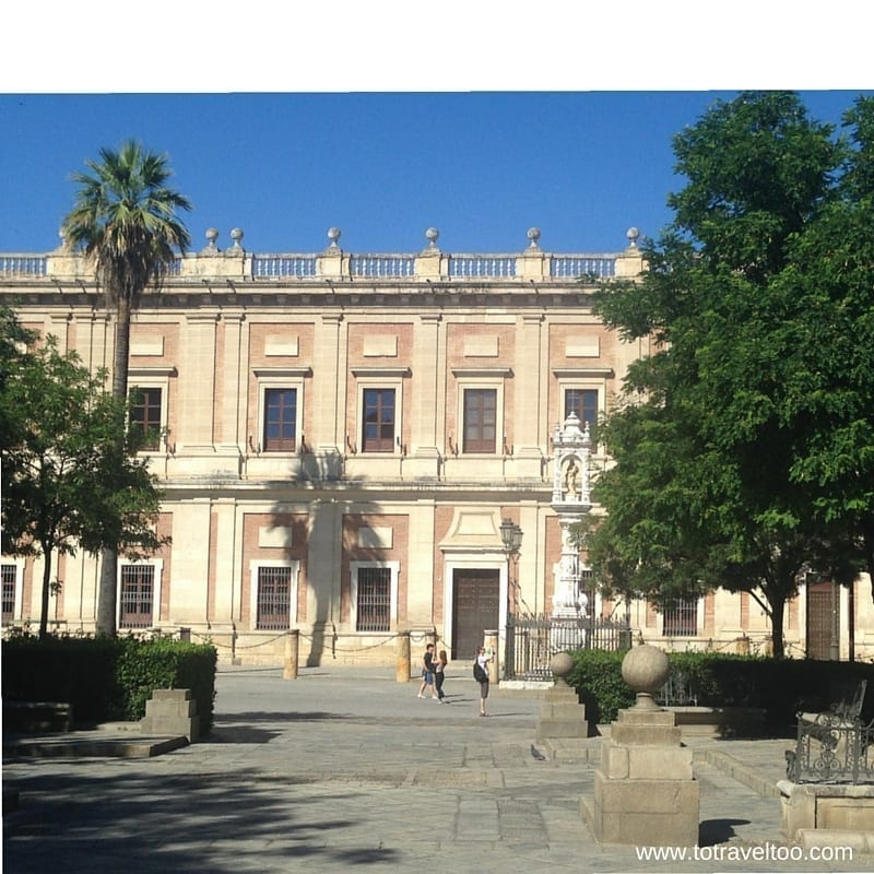 The General Archives of the Indies in Seville