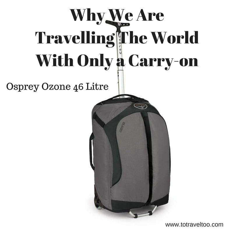 @Osprey Packs