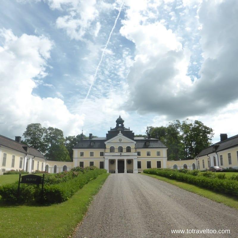 Sparreholm Castle Sormland Region Sweden