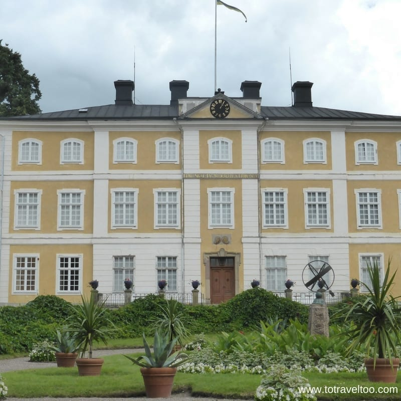 Julita Manor House Sormland Region Sweden