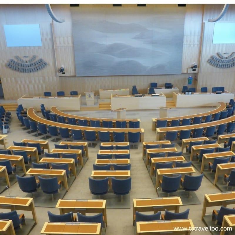 Visit Parliament House when you Visit Stockholm