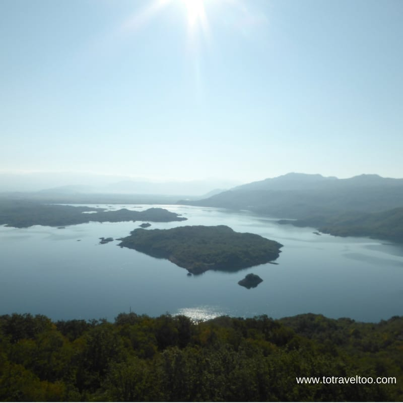 Slano Lake North Montenegro 360Monte Tour