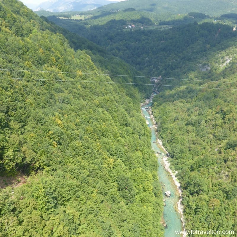 Tara River Canyon North Montenegro