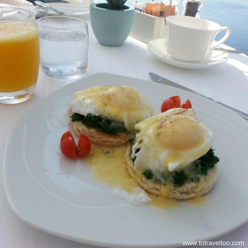 Breakfast Sun Gardens Dubrovnik