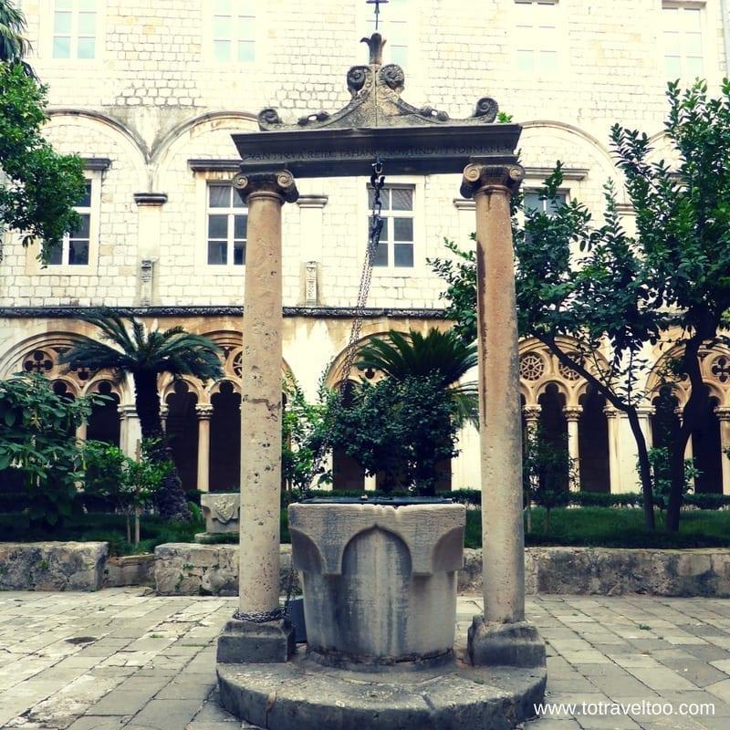 Dominican Monastery Dubrovnik