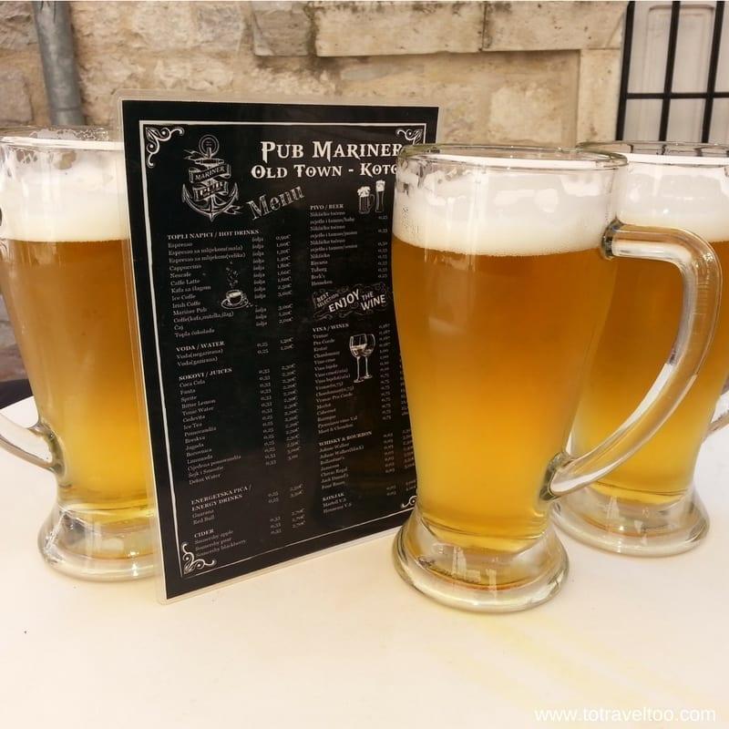 Kotor Pub Mariner