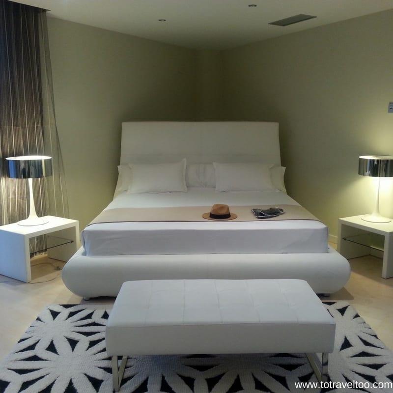 Hotel Gran Bilbao Suite Room