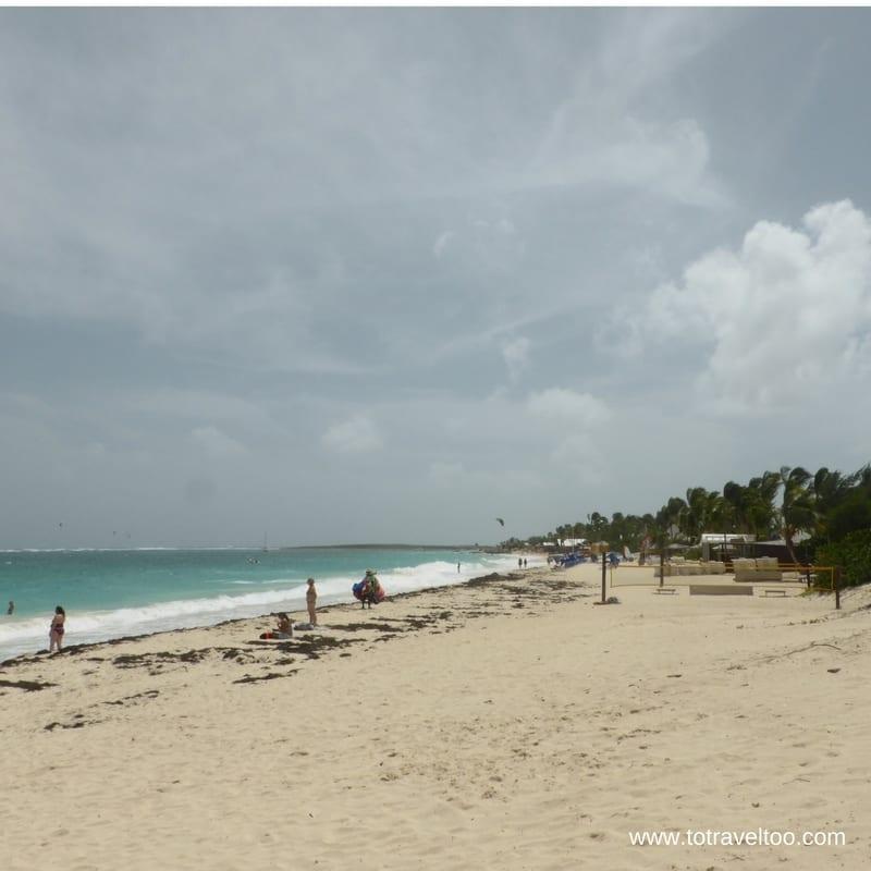 St Maarten Orient Beach