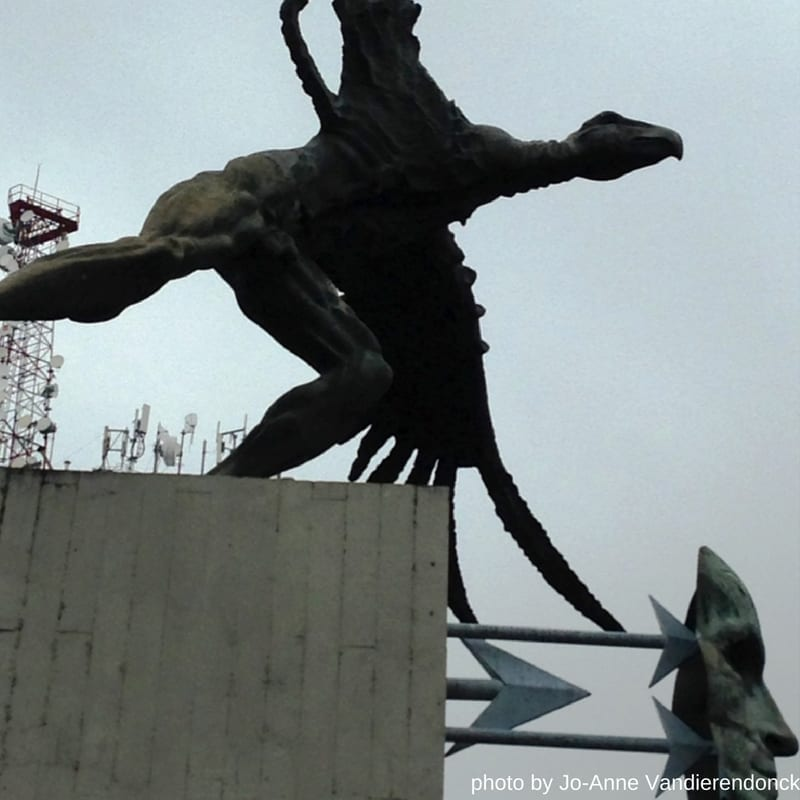 Bolivar Condor Manizales Colombia