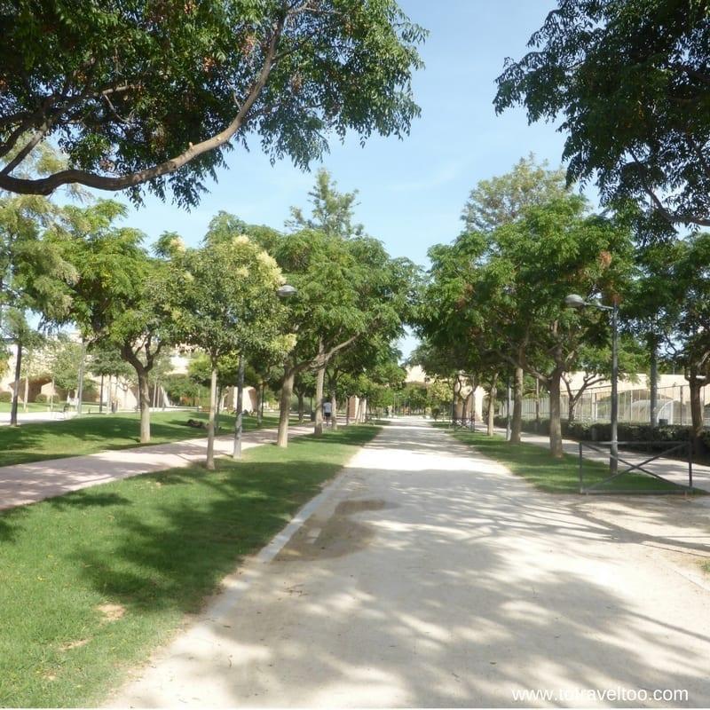 Valencia Parkland
